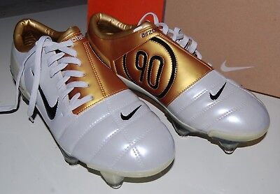 on sale 4f19b dcdf2 NIKE AIR ZOOM Total 90 Iii Sg New 8,5 Us 7,5 Uk Boots Cleat Football  Deadstock