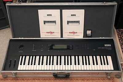Korg Wavestation WS1 Synthesizer
