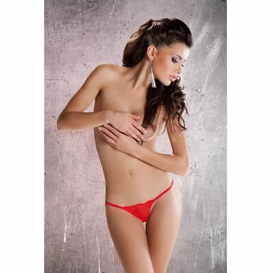D-202670 Passion G-String Red Mt005