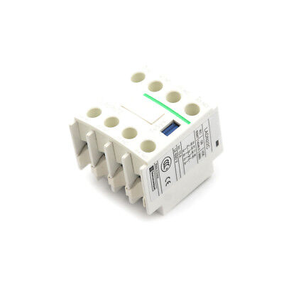 Auxiliary Contact Block Fits LADN22 2NO/2NC Use For LC1D Contactor ZX