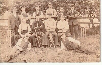 RP Early - CRICKET TEAM
