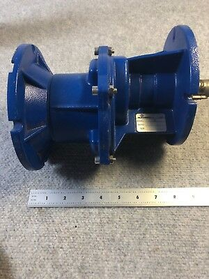 Motovario HA51 Single Stage Flange Mounted Coaxial Helical Gear Reducer 2.94:1