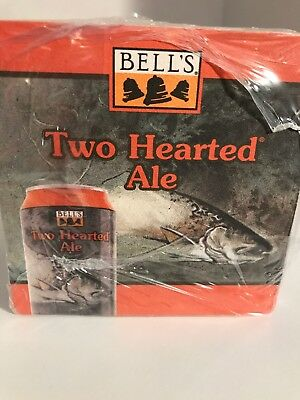 Bell's Brewing Two Hearted Ale Coasters Lot Of 175 NEW SEALED