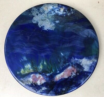 """Highland Stoneware """"Seascape"""" """"Special Edition"""" Trivet Stand - Large 30cm"""