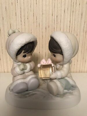 Precious Moments Figurine I Only Have Ice For You