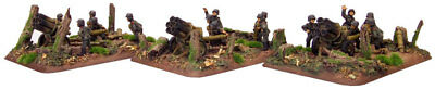 Flames of War German 15cm NW41 Rocket Launcher by Battlefront FOW GE590