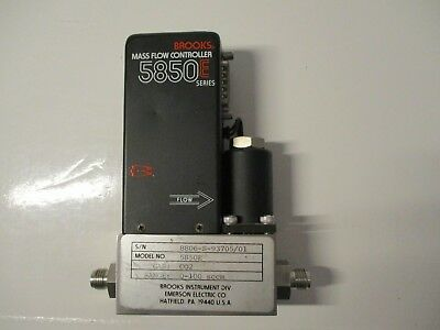 Brooks 5850E Mass Flow Controller