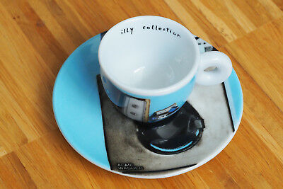 """Illy Collection 2002 Norma Jeane """"international flight"""", ifc6"""