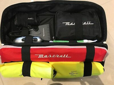 Genuine Maserati Emergency Kit (p/n: 940000891)