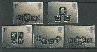 GB 2001 - Occasions - Set - very fine used