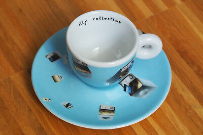 """Illy Collection 2002 Norma Jeane """"international flight"""", ifc3"""