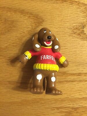 Nestle Chocolate Candy Farfel The Dog Bendable Figure 1992