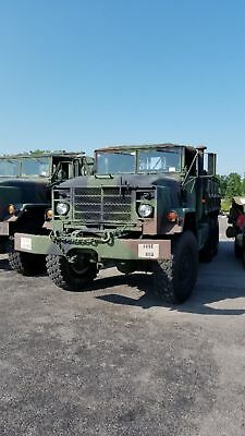 1984 Am General M925a1 5 ton Army Military truck nice!