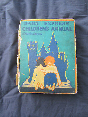 Daily Express Children's Annual, 1929