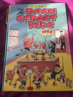 The Bash Street Kids Annual 1980