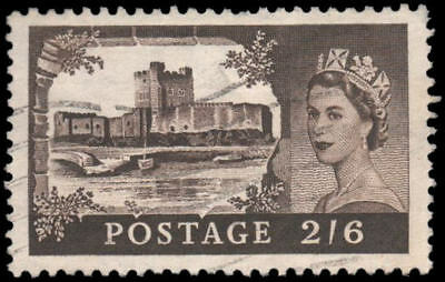 Great Britain #309 Used