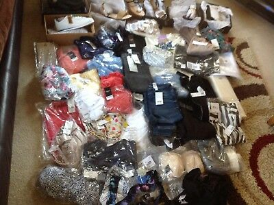Job lot clothes and shoes RRP £1060 all brand new with tags