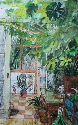 The Greenhouse By Pamela Guille Arca