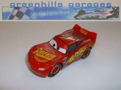 Greenhills Carrera GO!!! Disney Cars Lightening McQueen No.95 1:43 Scale - Ne...