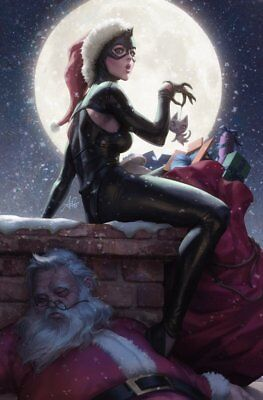 Catwoman #6 Artgerm Variant - Release Date 12/12/18