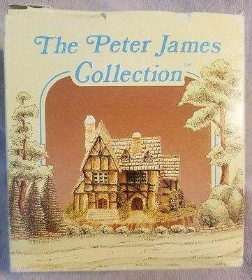 The Tudor House ~ The Peter James Collection ~ Russ ~ 6914 ~ New In Box