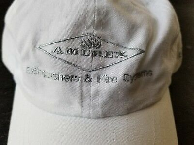 Amerex Fire Protection Hat