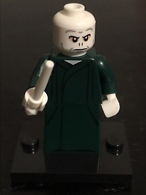 Lego Harry Potter Lord Voldemort Collectible Minifigures