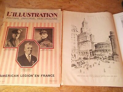 Illustration 1927 4412 American Legion Usa Douaumont