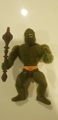 Masters Of The Universe -- Moss Man    Vintage  Motu He Man 1981