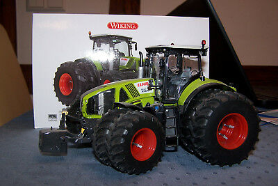 Siku Wiking Class Axion 950 1:32 077314 - Wiking - Claas Axion 950