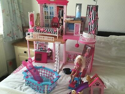 Barbie House And Furniture PLEASE READ