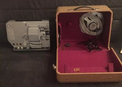Silma 8MM Film Projector with sound Rivoli Torinese 240 S