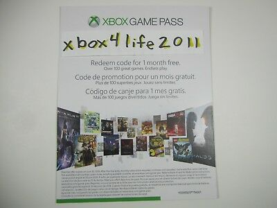 XBOX GAME PASS One Month Subscription trial  State of Decay 2 game 50% off