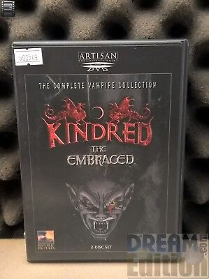 Kindred: The Embraced [2 Disc Edition] C. Thomas Howell (1996) Vamp-Horror [DEd]