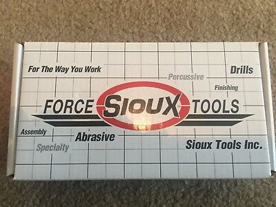 """Sioux Tool 5055A 1/4"""" Angle Die Grinder"""