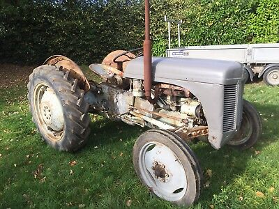 Classic Grey Ferguson TE20 Tractor, would make an ideal Christmas Gift!!