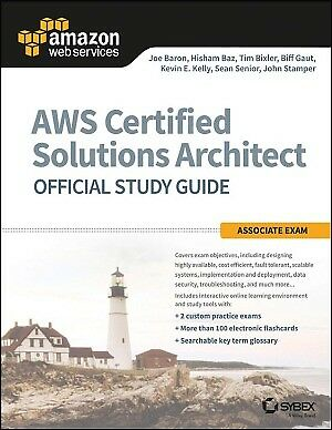 AWS Certified Solutions Architect Official Study Guide	{Version E-B00k !! PDF}