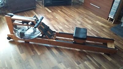 Waterrower Water Rower series 3 monitor a classic water rower design