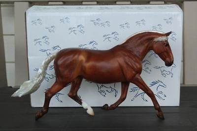 "Breyer 2018 Exclusive SR Collectors Club Andalusian Mare ""Celeste"". NIB! #2."