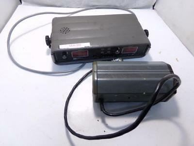 KR-10 SP KUSTOM SIGNALS Police Type Radar Unit & Antenna - Tested Accurate Works