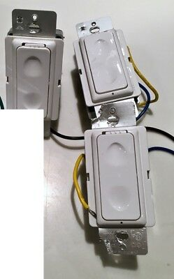 Lot of 3 => Z-WAVE Intermatic CA600 Dimmer Switches