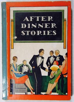 1916 AFTER DINNER STORIES – Jazz Age – Negro Stories – Hebrews, Chinamen, Tramps