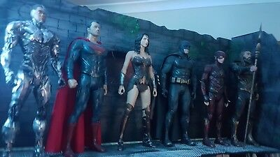 Justice League Statue Diorama (One of a kind!)