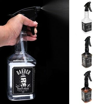 650ml Hairdressing Spray Bottle Salon Barber Hair Special Tools Water Sprayer