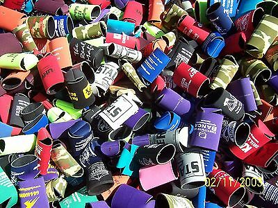500 Can Koozie Wholesale Lot Misprint Over run Koozie Beer Bottle Holders