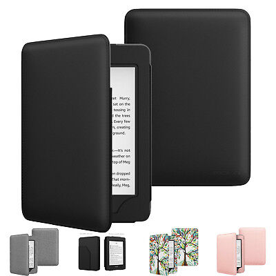 MoKo Shockproof Slim Stand Shell Cover Case for Amazon Kindle Paperwhite 2018