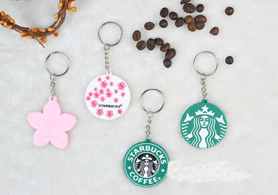 Classic Starbucks Key ring key-chain good gift for Birthday Party Gift Choice