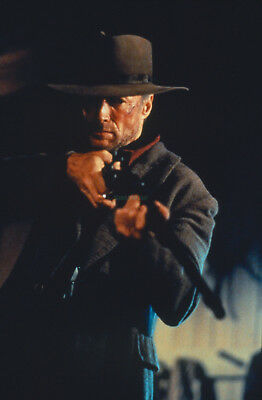 Unforgiven Clint Eastwood  Great Photo From Oscar Winning Classic