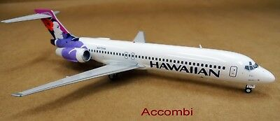 Gemini 200 Hawaiian Airlines Boeing B717-200 G2HAL537 N475HA old color 1:200