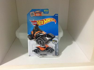 hotwheels car / snow stormer